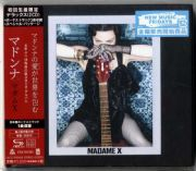 MADAME X - JAPAN DELUXE (SHM-CD) CD ALBUM